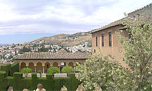 Spanien, Andalusien: Alhambra